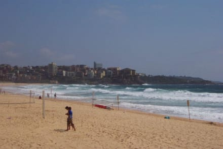 Strandleben in Manly - Manly Beach