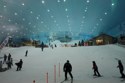Mall of the Emirates - Ski-Dubai Halle (Mall of the Emirates)