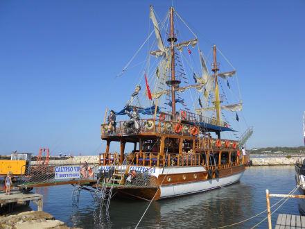 Ausflugsschiff Calypso - Bootstour Calypso Colakli
