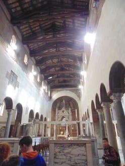 Tempel/Kirche/Grabmal - Santa Maria in Cosmedin
