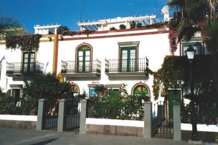 Puerto de Mogan (Klein-Venedig der Kanaren) - Altstadt Puerto de Mogán