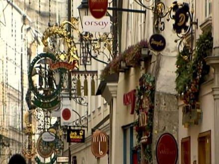 Cafe Mozart - Getreidegasse