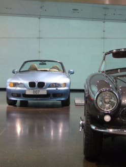 BMW-Museum München - BMW Museum