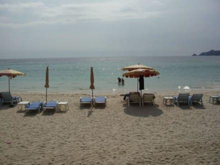 Angenehm ruhig - Strand Patong Beach