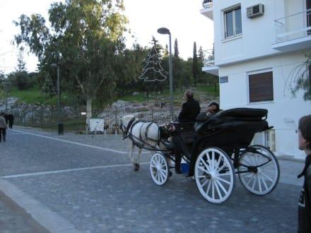 Kutschfahrt um die Akropolis - Akropolis