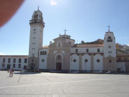 Wallfahrtskirche - Wallfahrtskirche Candelaria