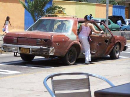 Taxi in Juan Griego - Juan Griego