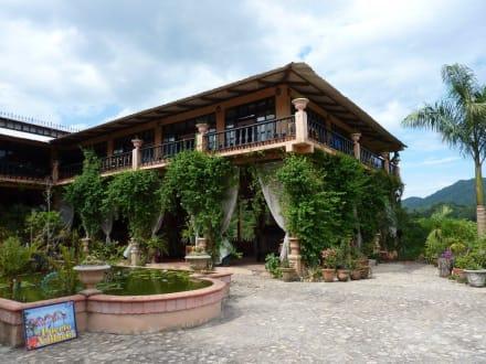 Restaurant - Botanical Garden Puerto  Vallarta