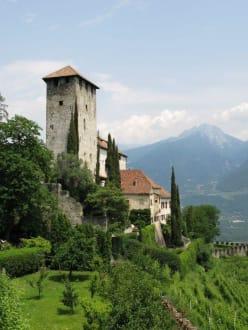 Marlinger Waal - Castel Lebenberg
