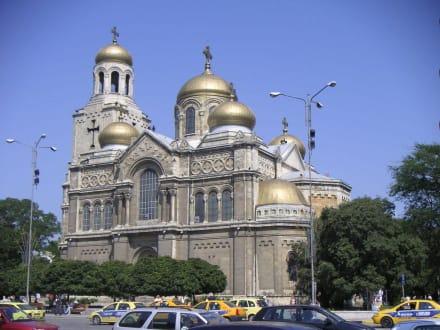 Kathedrale von Varna - Muttergottes Kathedrale