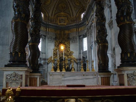 Im Petersdom - Petersdom