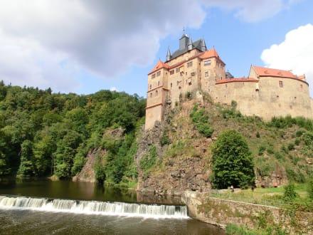 Grunau - Burg Kriebstein
