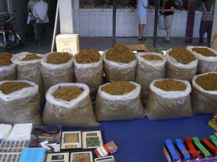 Samstag ist Markttag in Selcuk - Markt in Selcuk