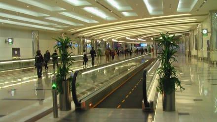 Flughafen Dubai  - Flughafen Dubai (DXB)