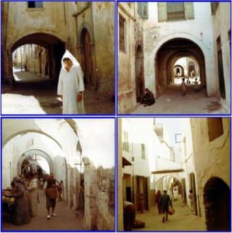 In der Altstadt von safi - Altstadt Safi