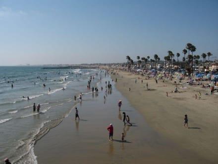 Beach - Santa Monica Beach