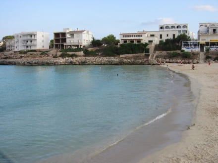 Badebucht Cala Marsal - Cala Marçal