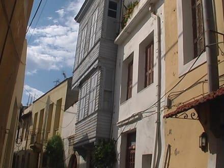 Alte Gasse in der Altstadt - Altstadt Rethymno