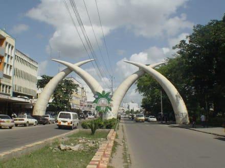 Mombasa - Mombasa Wahrzeichen