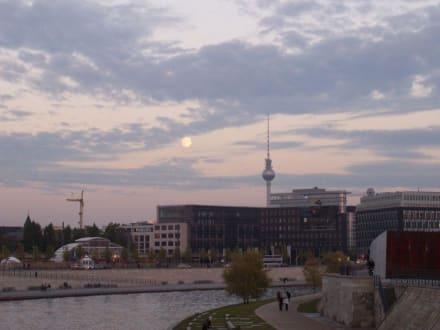 Momentaufnahme Berliner Fernsehturm! - Berliner Fernsehturm