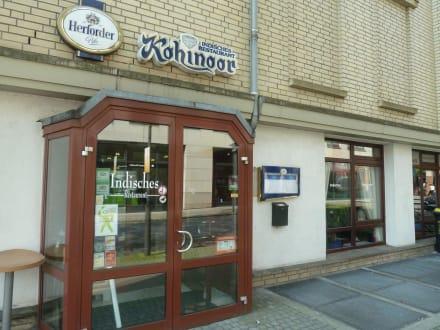 Indisches Restaurant Lippstadt indisches restaurant kohinoor in bielefeld holidaycheck