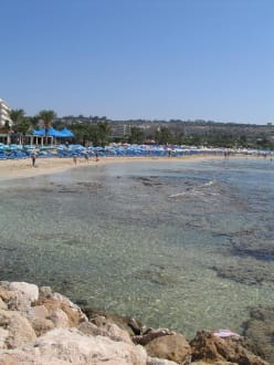 Strand Grecian Bay - Strand Ayia Napa/Agia Napa
