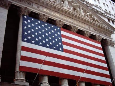 New York Stock Exchange - Wallstreet