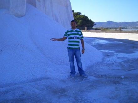 Die Salinen von Ibiza - Las Salinas