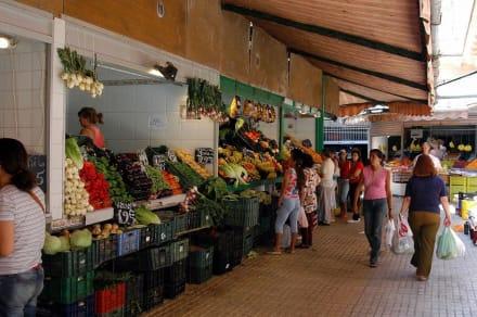 Auf dem Markt - Mercado Central
