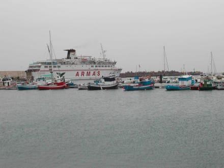 Morro Jable - Hafen Morro Jable