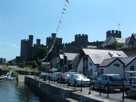 Conway Castle - Conwy Castle