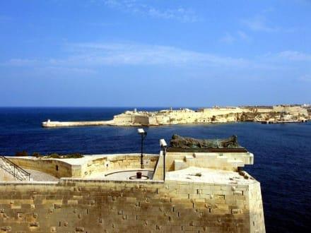 Hauptstadt 2 - Hafen Valletta