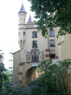 Schloss Hohenschwangau - Schloss Hohenschwangau