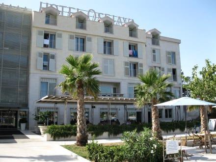 Hotel mit Restaurant  - Hotel Osejava
