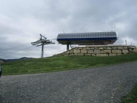 Bergstation - Bergstation Hündle