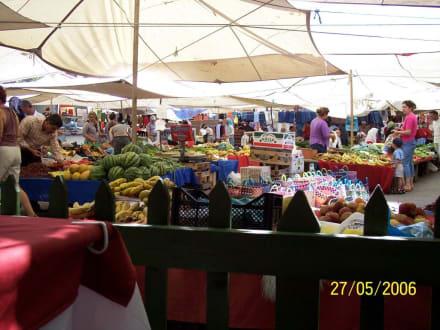 Basar - Wochenmarkt