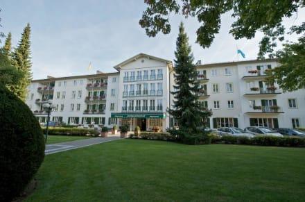 Außenansicht - Hotel Jodquellenhof Alpamare (Hotelbetrieb eingestellt)