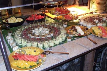 Quot Afrikanisches Buffet Quot Bild Hotel Matamba In Br 252 Hl