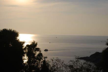 Sonnenuntergang - Phromthep Cape