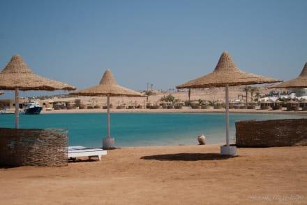 Hotel-Strand - Hurghada Coral Beach Hotel