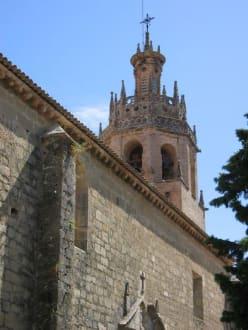 Iglesia de Santa Maria - Altstadt Ronda