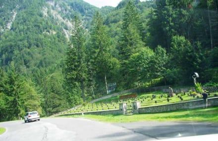 Heldenfriedhof - Plöckenpass