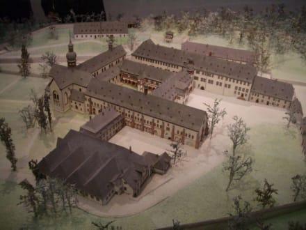 Kloster im Überlick - Kloster Eberbach