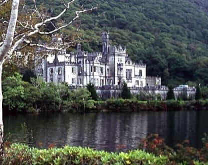 Das Benediktinerkloster Kylemore Abbey - Kylemore Abbey