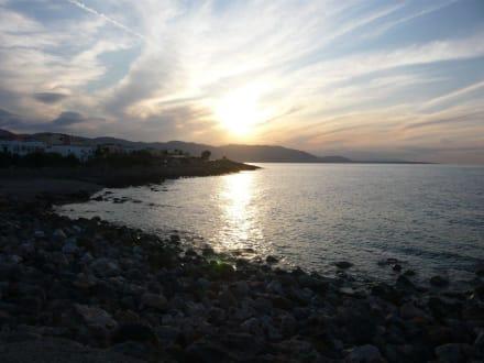 Sissi / Küste - Fischereihafen Sissi