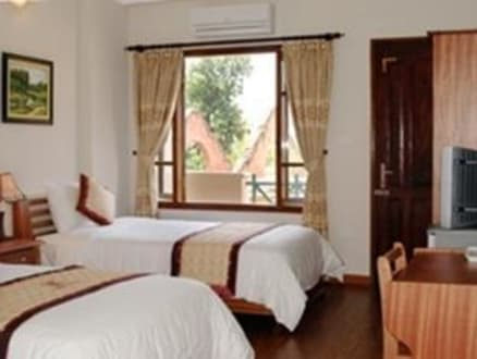 Chambre - Lam Bao Long Hotel