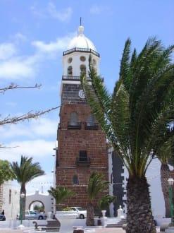 Teguise - Iglesia de Nuestra Señora de Guadalupe