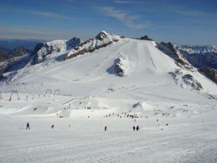 Gefrorene Wand - Hintertuxer Gletscher