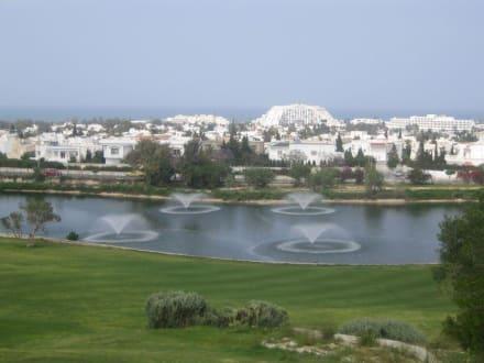 City/Town - Port El-Kantaoui Golf Course