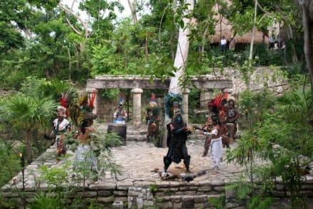 Natur- und Erlebnispark Xcaret - Freizeitpark Xcaret